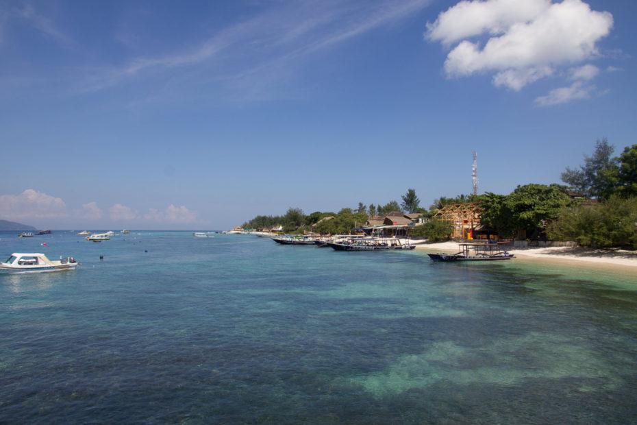 Gili Trawangan island, Indonesia