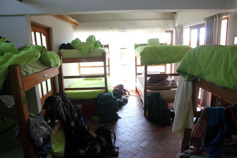 Hostel in Bolivia