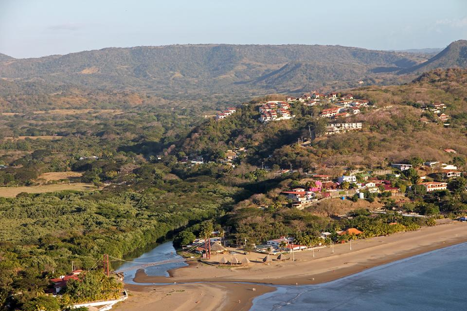 Nicaragua Backpacking Guide Top Places To See – Nicaragua Tourist Attractions Map