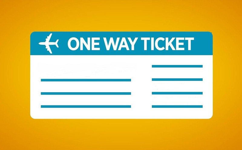 Flying On A One Way Ticket How To Avoid Problems Indie Traveller