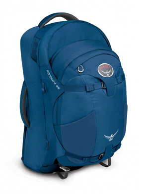 Osprey Farpoint 55 backpack (blue)