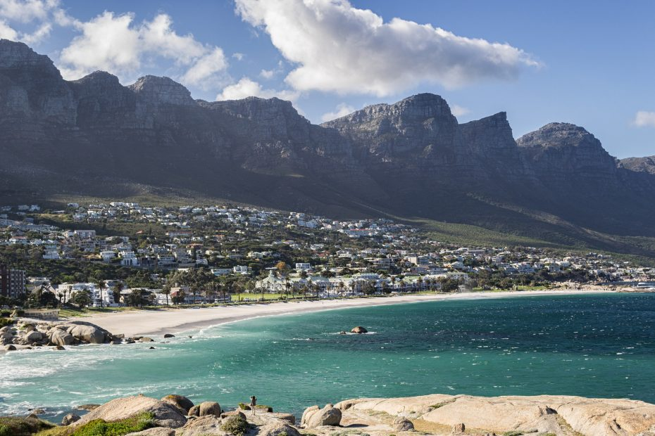 Capetown in South Africa, one of the top budget destinations of 2017