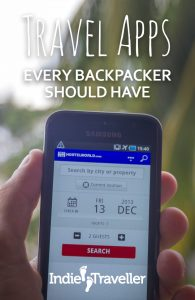 15 Essential Travel Apps for Backpackers • Indie Traveller