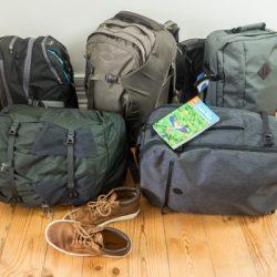 Nomatic 40L Backpack Review  Genius f58b77b3fcc7f