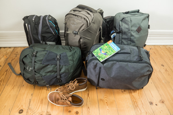 Some of the best travel backpacks that I've reviewed