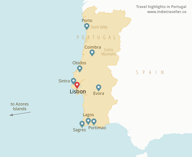 Portugal Top Places to Visit & Travel Guide - Indie Traveller