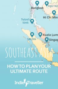 Advice for planning a trip to Southeast Asia (such as Thailand, Vietnam, Cambodia, Indonesia, etc.) for 2 weeks, 4 weeks, 2 months, or more. #SoutheastAsia #AsiaItinerary #TravelPlanning #SoloTravel #IndieTravel #IndieTraveller