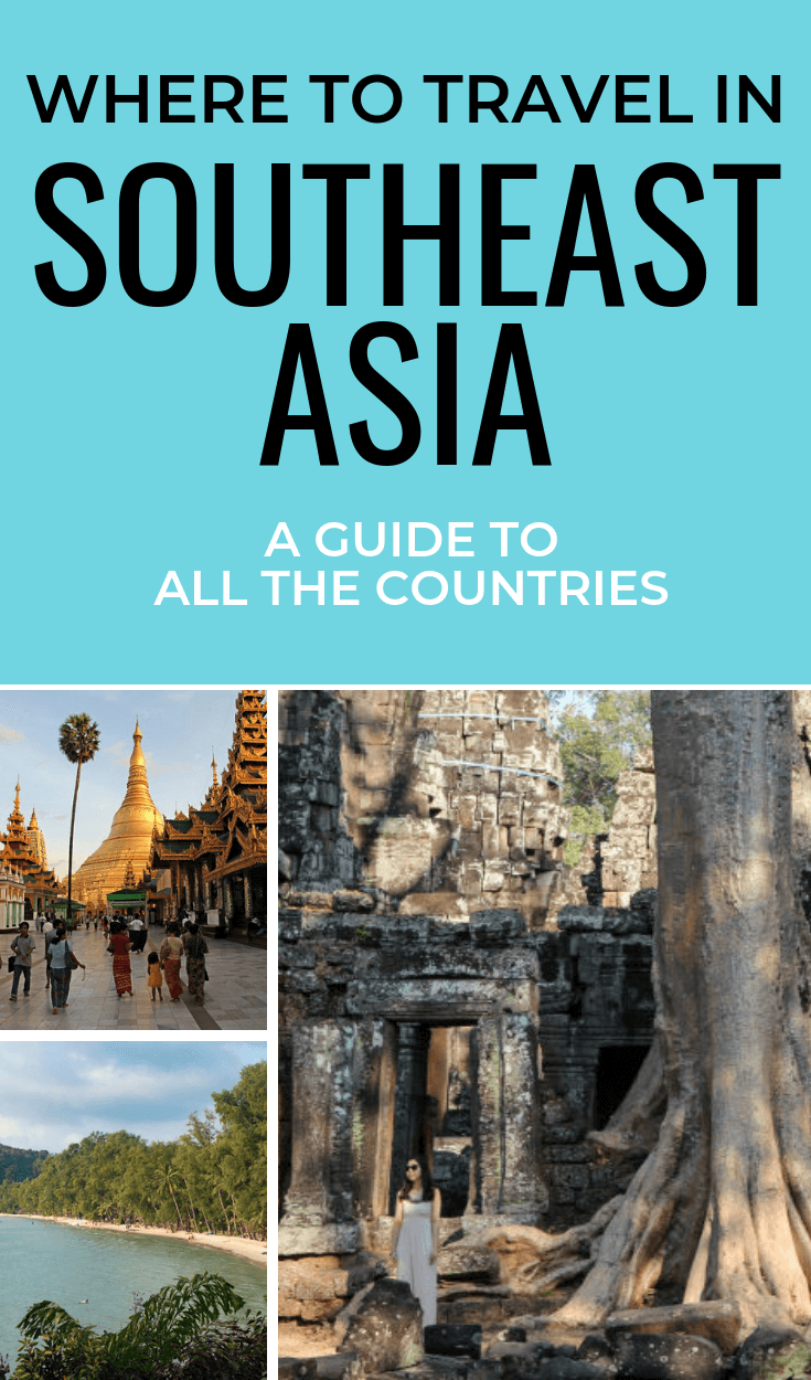 A beginner's guide to Southeast Asia backpacking with country overviews, cost of travel info, and links to detailed how-to guides.  #SoutheastAsia #SoutheastAsiaTravel #BackpackSoutheastAsia  #Travel #TravelTips #SoloTravel #IndieTravel #IndieTraveller