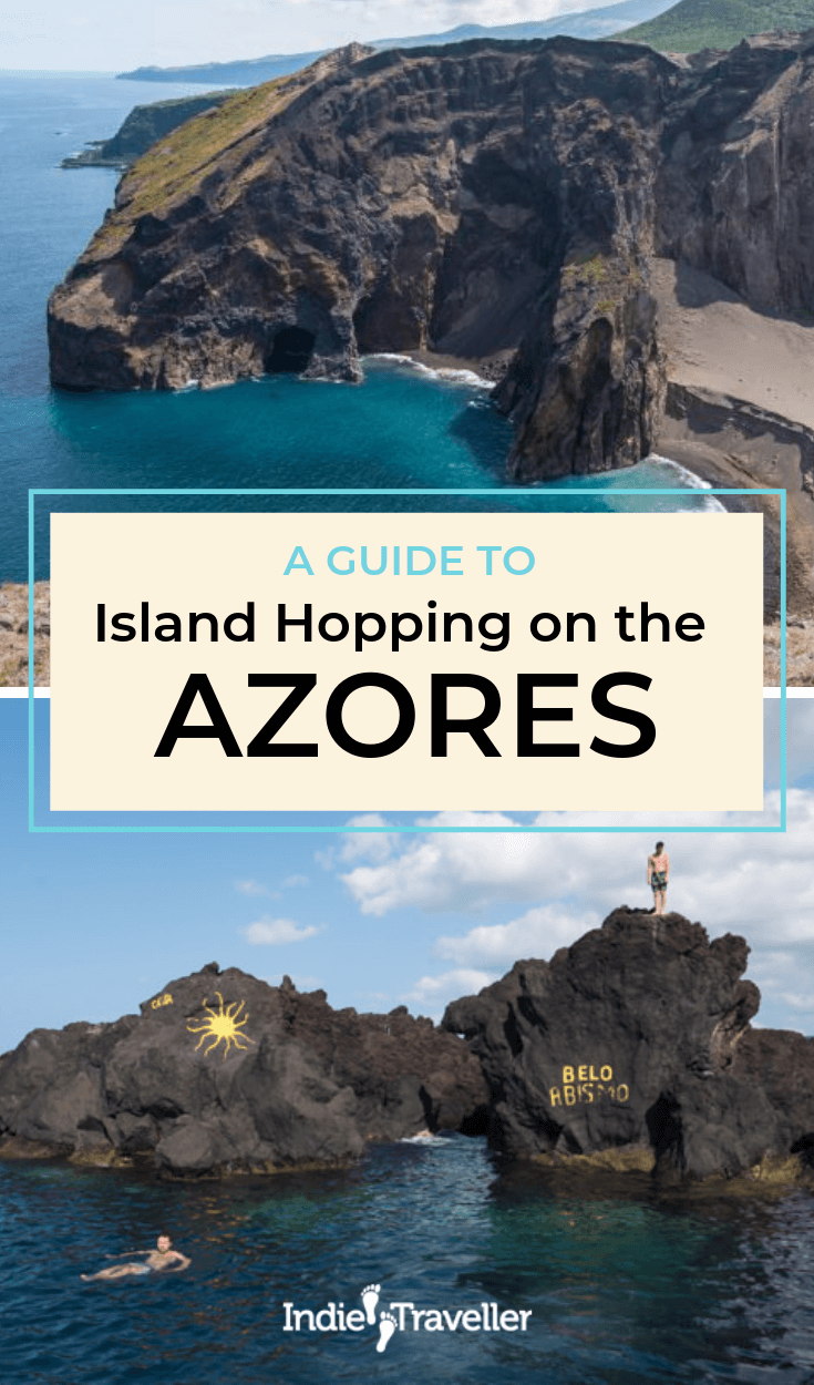 Azores travel blog with tips and impressions for Sao Miguel, Faial, Pico, Terceira and Sao Jorge islands. Find out the top tights and best kept secrets! #Azores #Portugal #VisitAzores #PortugalTravel #Travel #TravelTips #SoloTravel #IndieTravel #IndieTraveller