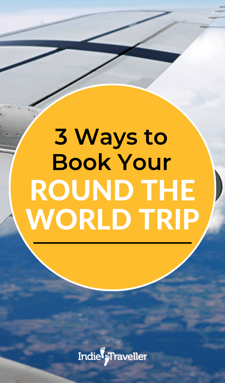 How to Book RTW Tickets: There are essentially 3 different methods for buying an RTW ticket — and this post will tell you which one you should use. #RTWFlights #RTW #RTWTrips #RTWTickets #FindCheapFlights #Travel #TravelTips #SoloTravel #IndieTravel #IndieTraveller
