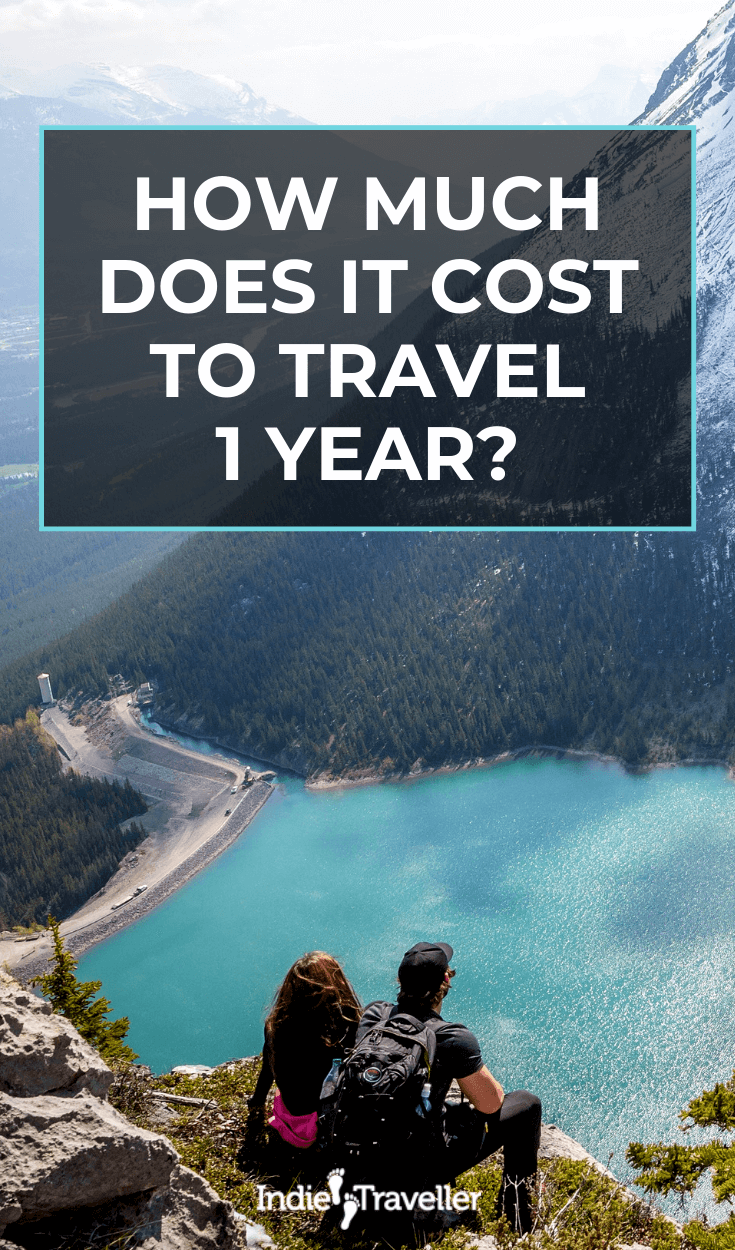 Cost of Long Term Travel: Rough estimates for 12 months of travel based on your travel style and what type of countries you want to visit. #LongTermTravel #TravelAdvice #Travel #TravelTips #SoloTravel #IndieTravel #IndieTraveller