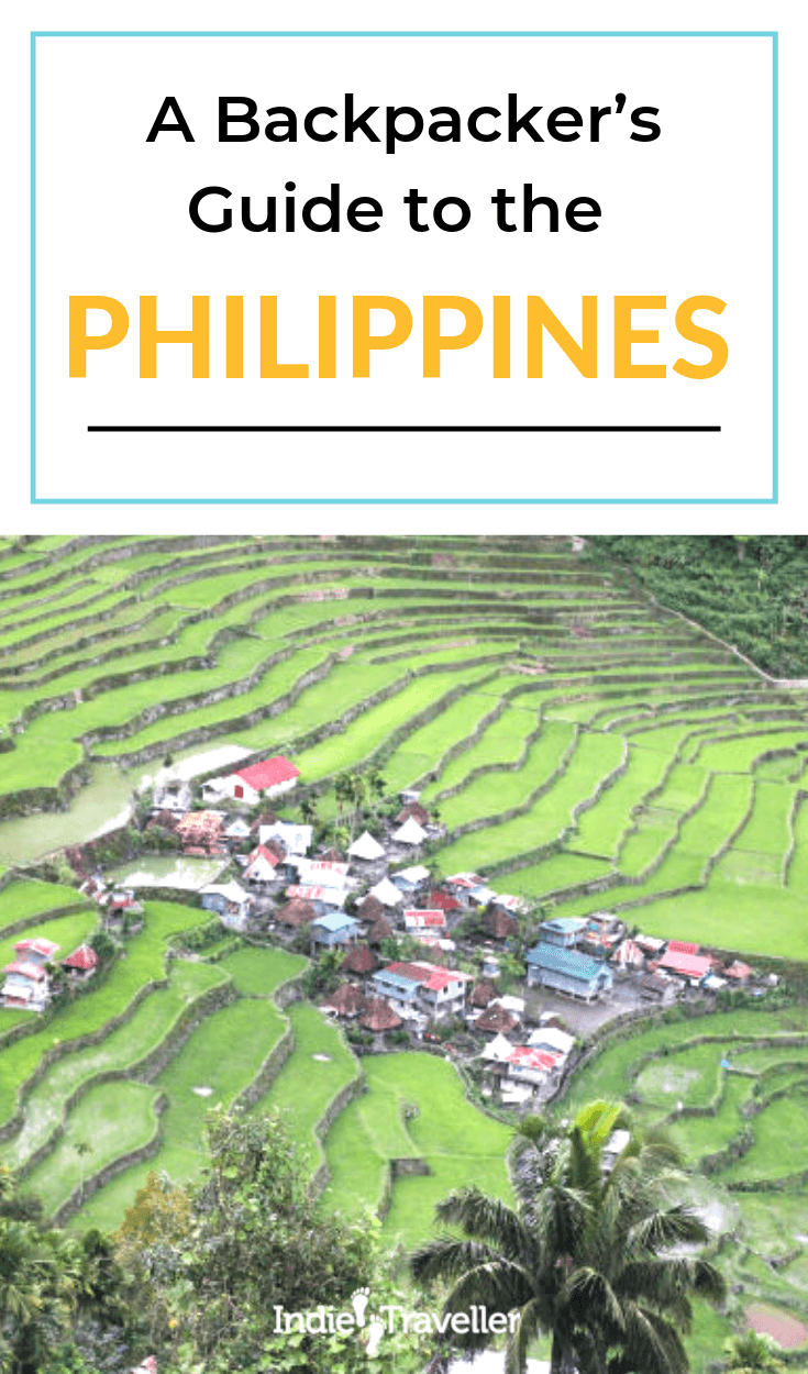 Philippines travel tips, top places to visit, and three incredible itineraries focusing on the best beaches, culture & nature. #Philippines #VisitPhilippines #PhilippinesTravel #Travel #TravelTips #SoloTravel #IndieTravel #IndieTraveller