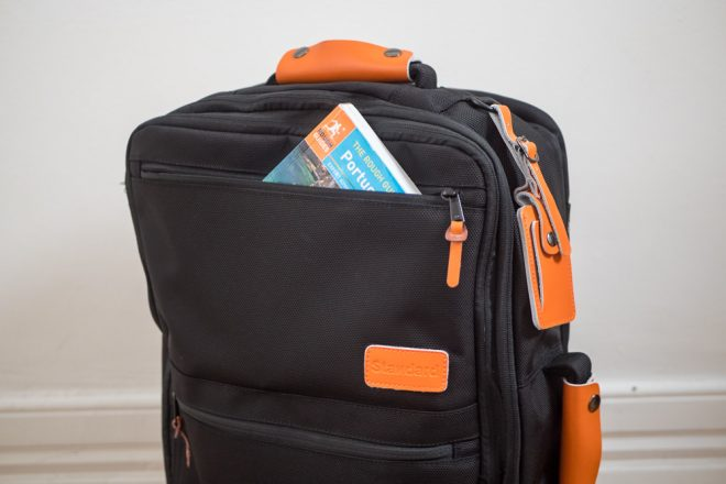 Standard Luggage Co. travel backpack